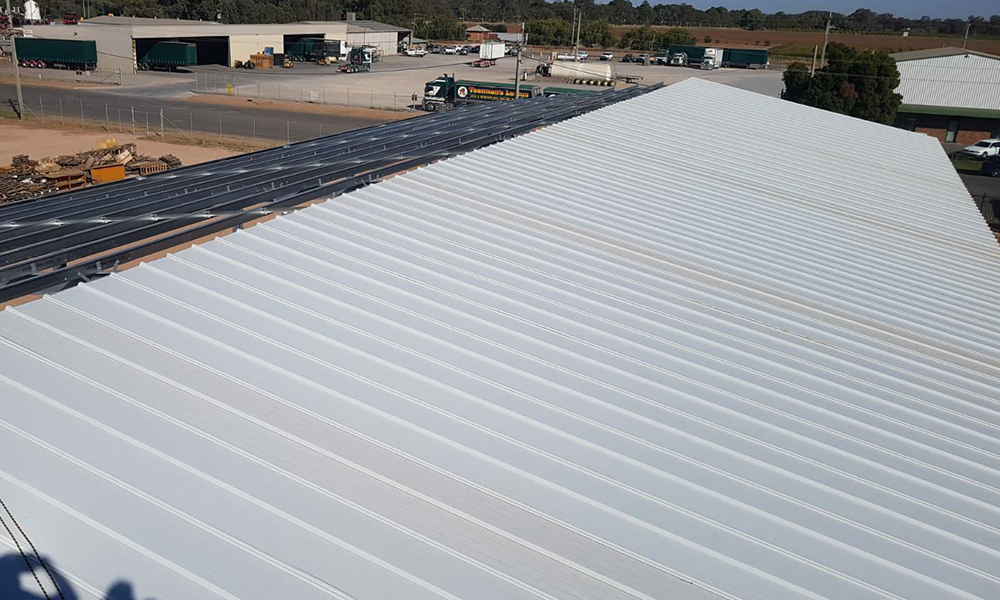 thermal pu roof cladding panels