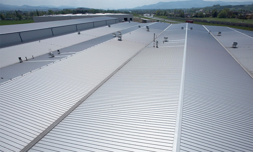 3 ribs hidden joint PU roof panels price