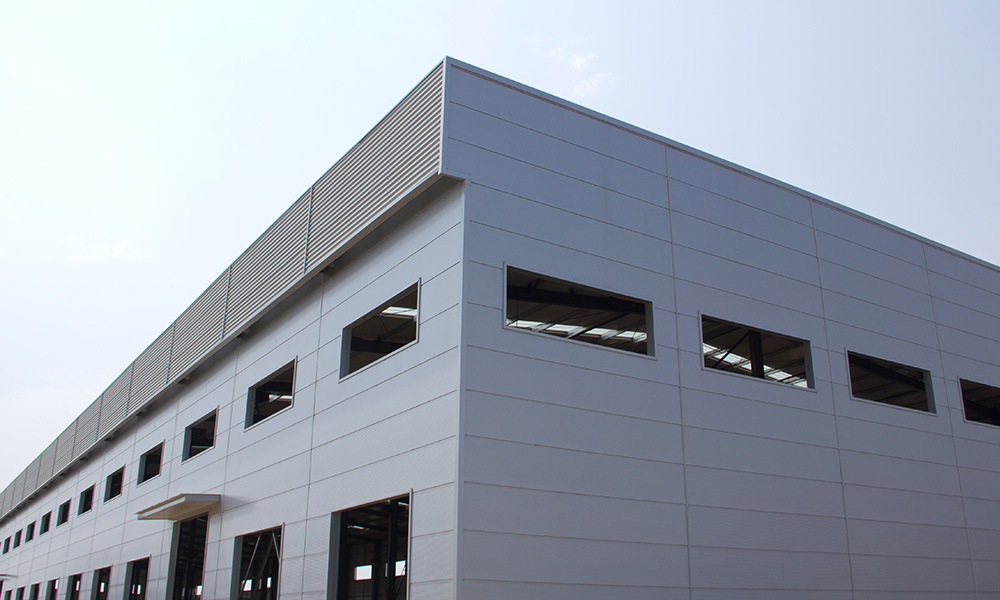 buy sandwich panel for warehouse
