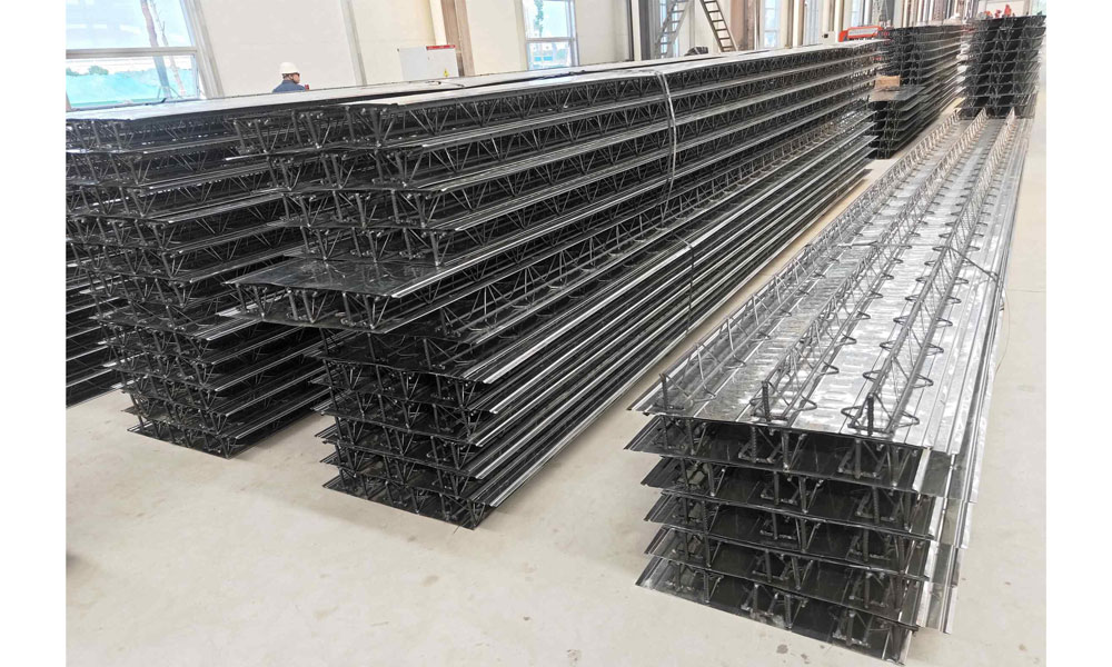 truss decking sheet