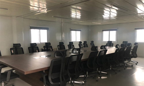 container meeting room